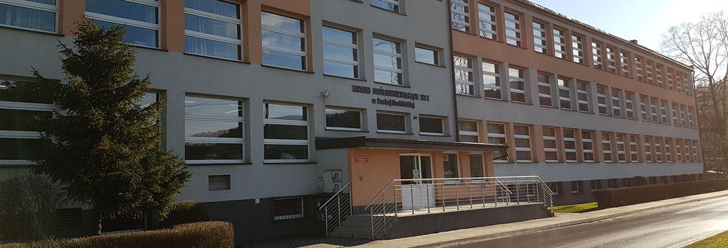Liceum Ogólnokształcące nr I im. Marii Skłodowskiej-Curie w Suchej Beskidzkiej